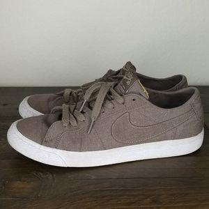 Men's Nike SB Blazers Low Zoom Canvas Size 10